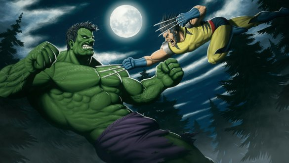 hulk_vs_wolverine_by_juanex-d5l3gz7
